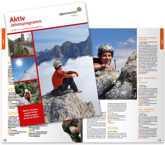 Katalog Aktiv Alpenverein