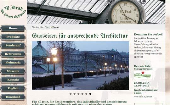 Gusseisen Wien