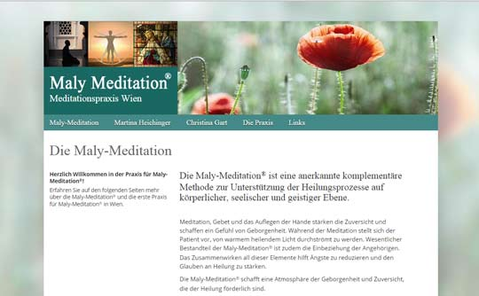 Meditation in Wien
