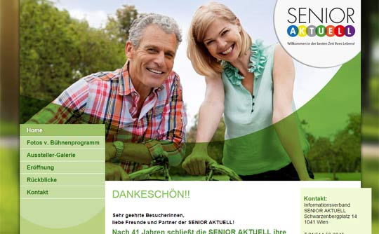 webdesign senior aktuell