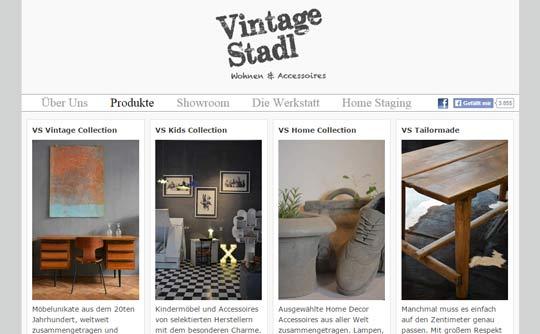 Webdesign Cd Rom Design Und Graphik In Wien Vintage Stadl