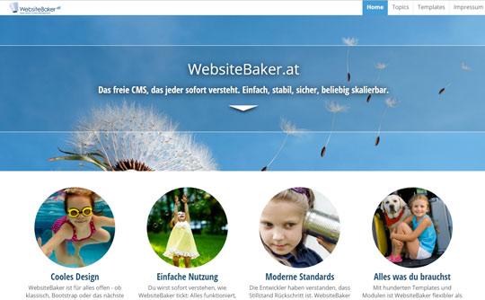 websitebaker.at