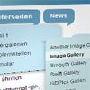 WebsiteBaker: Webdesign und Pflege